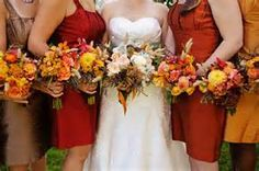 Events by L, Fall bridal party