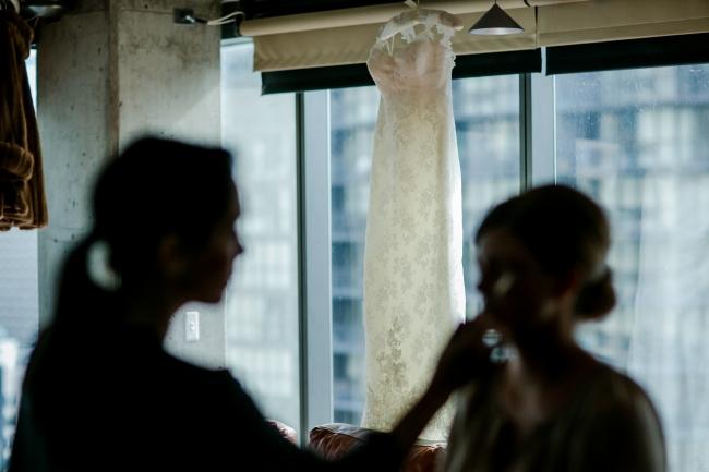 Wedding day preparation, brides, wedding planners