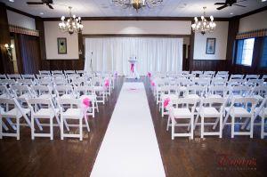 St. Andrews Indoor Reception