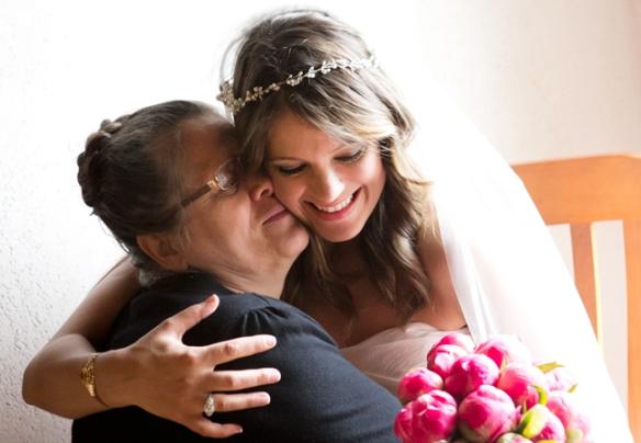 Brides and their moms | Tasha Owen | blog.TheKnot.com