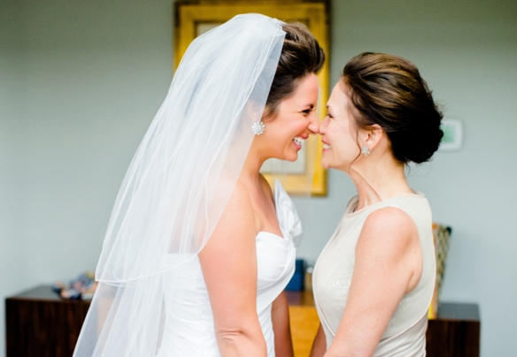 Brides and their moms | Leo Timoshuk Photography | blog.TheKnot.com