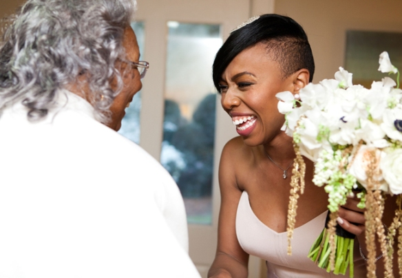 Brides and their moms | Reese Moore Weddings | blog.TheKnot.com