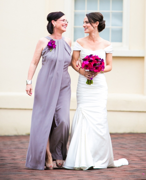 Brides and their moms | Wedding Photojournalism by Ron Soliman | blog.TheKnot.com