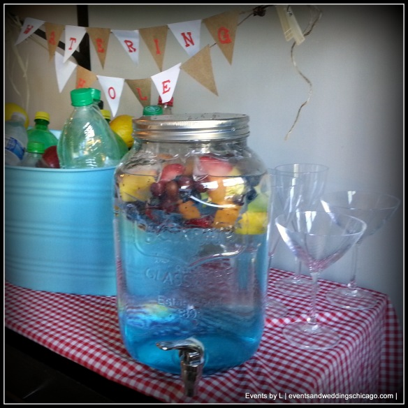 Events by L Barnyard themed Party