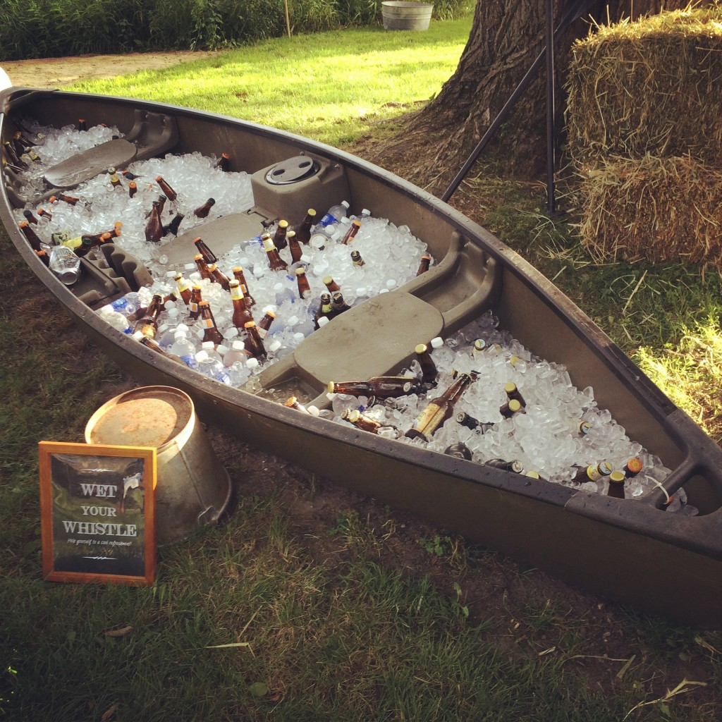 Canoe Beer Tub-Events by L