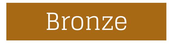 Bronze Fall Wedding Colors
