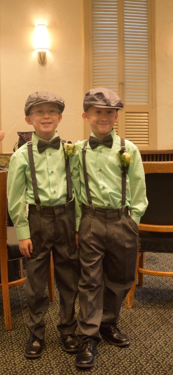 Junior attendants