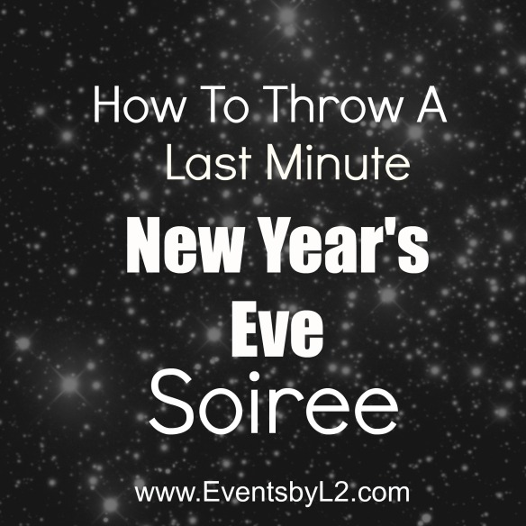 Events by L New Years Eve Tips